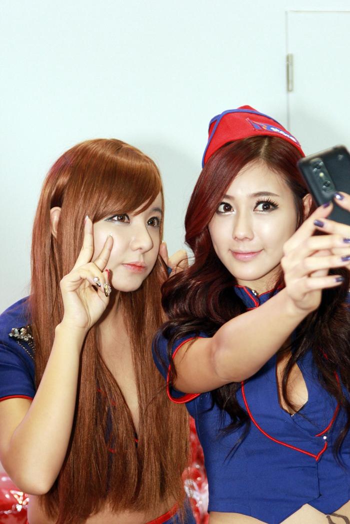 Showgirl G-star 2012: Ryu Ji Hye - Ảnh 24
