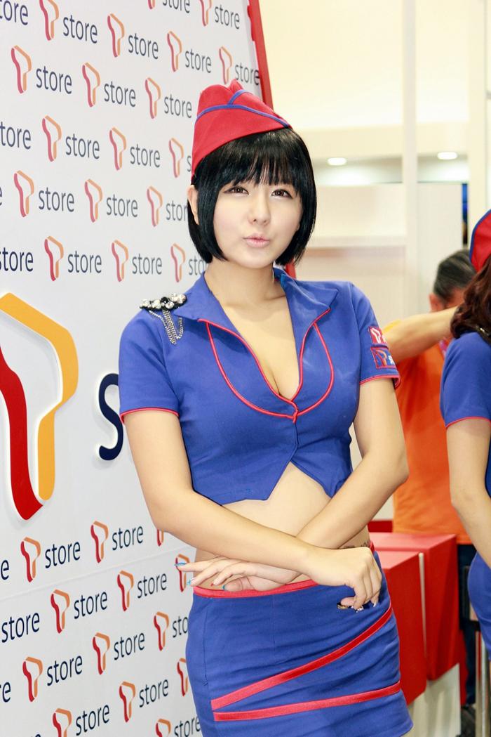 Showgirl G-star 2012: Ryu Ji Hye - Ảnh 28