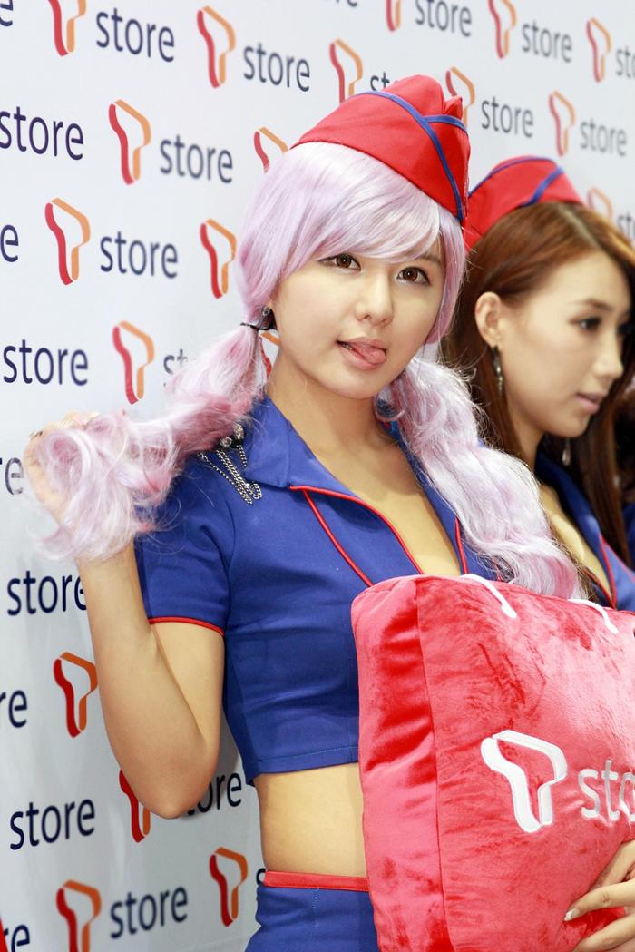 Showgirl G-star 2012: Ryu Ji Hye - Ảnh 38
