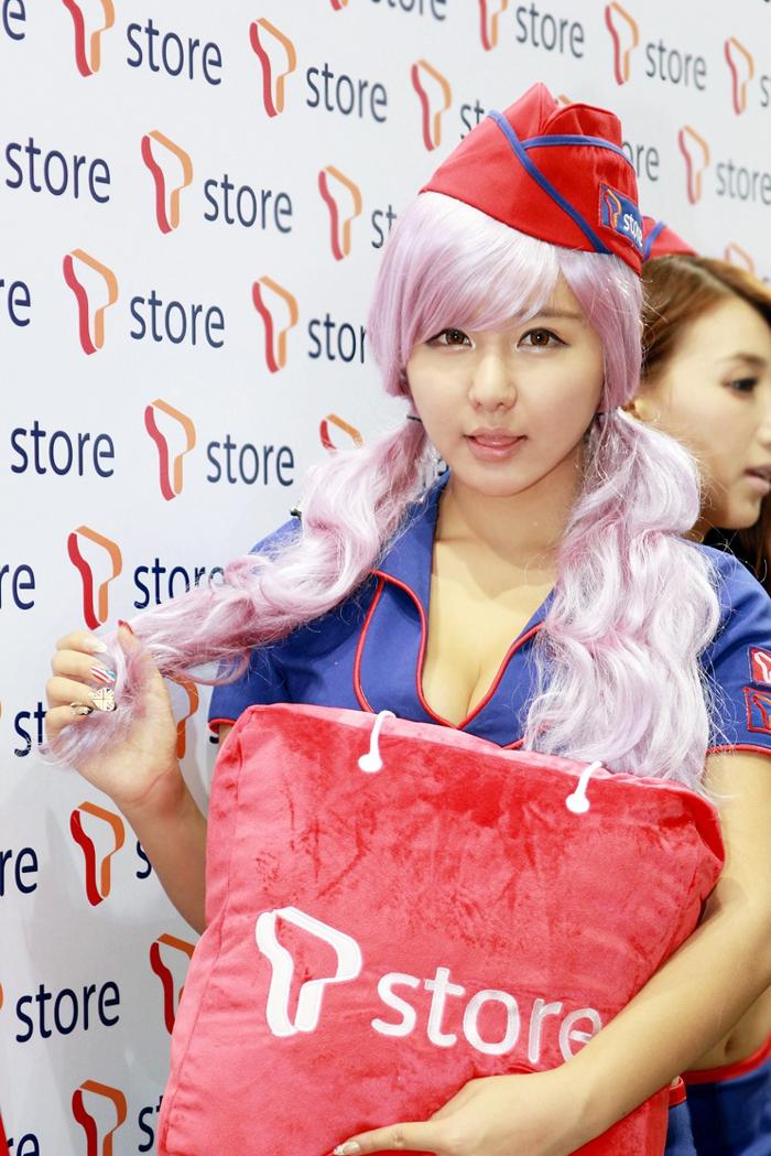Showgirl G-star 2012: Ryu Ji Hye - Ảnh 40