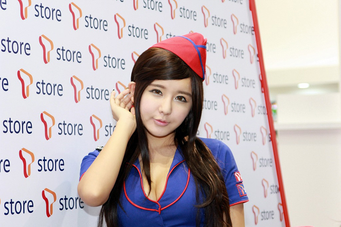 Showgirl G-star 2012: Ryu Ji Hye - Ảnh 41