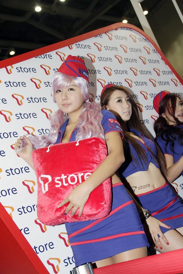 Showgirl G-star 2012: Ryu Ji Hye - Ảnh 50