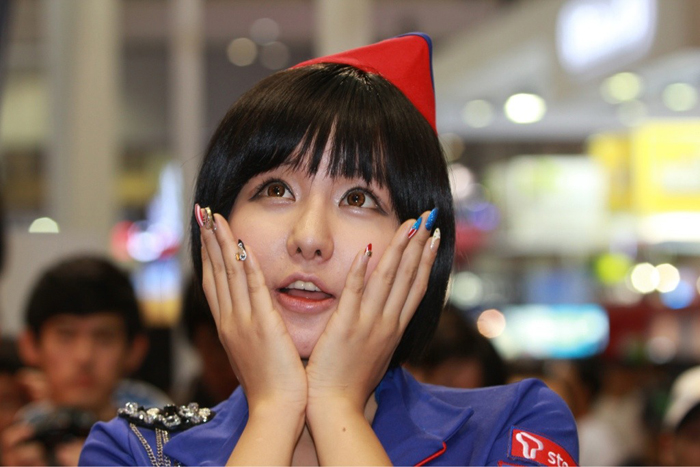Showgirl G-star 2012: Ryu Ji Hye - Ảnh 56
