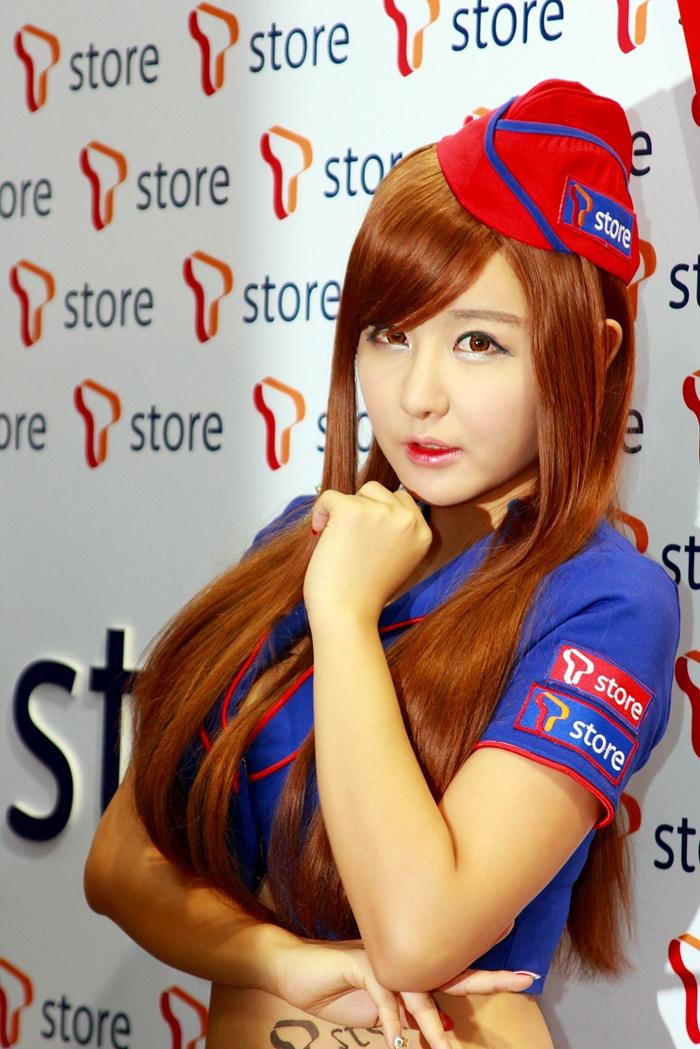 Showgirl G-star 2012: Ryu Ji Hye - Ảnh 73