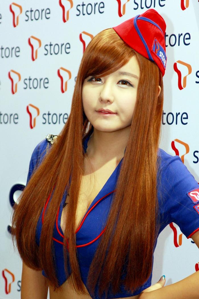 Showgirl G-star 2012: Ryu Ji Hye - Ảnh 74
