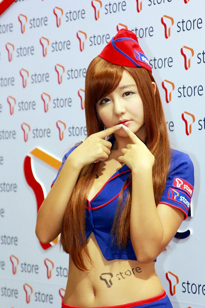 Showgirl G-star 2012: Ryu Ji Hye - Ảnh 77