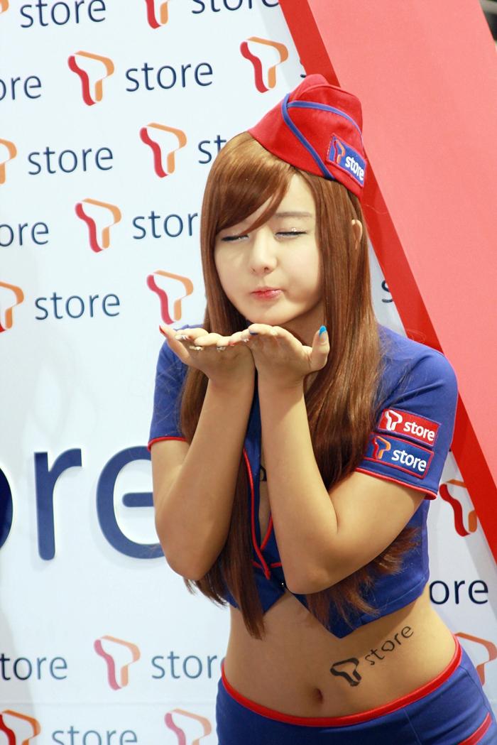 Showgirl G-star 2012: Ryu Ji Hye - Ảnh 80