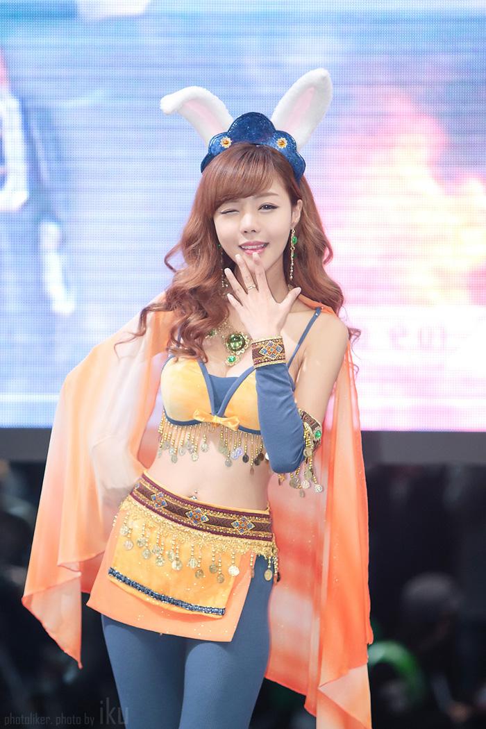 Showgirl G-star 2012: Seo Ji Ah - Ảnh 3