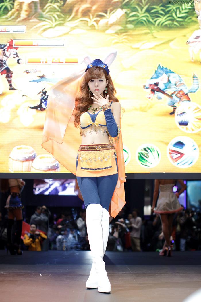 Showgirl G-star 2012: Seo Ji Ah - Ảnh 101