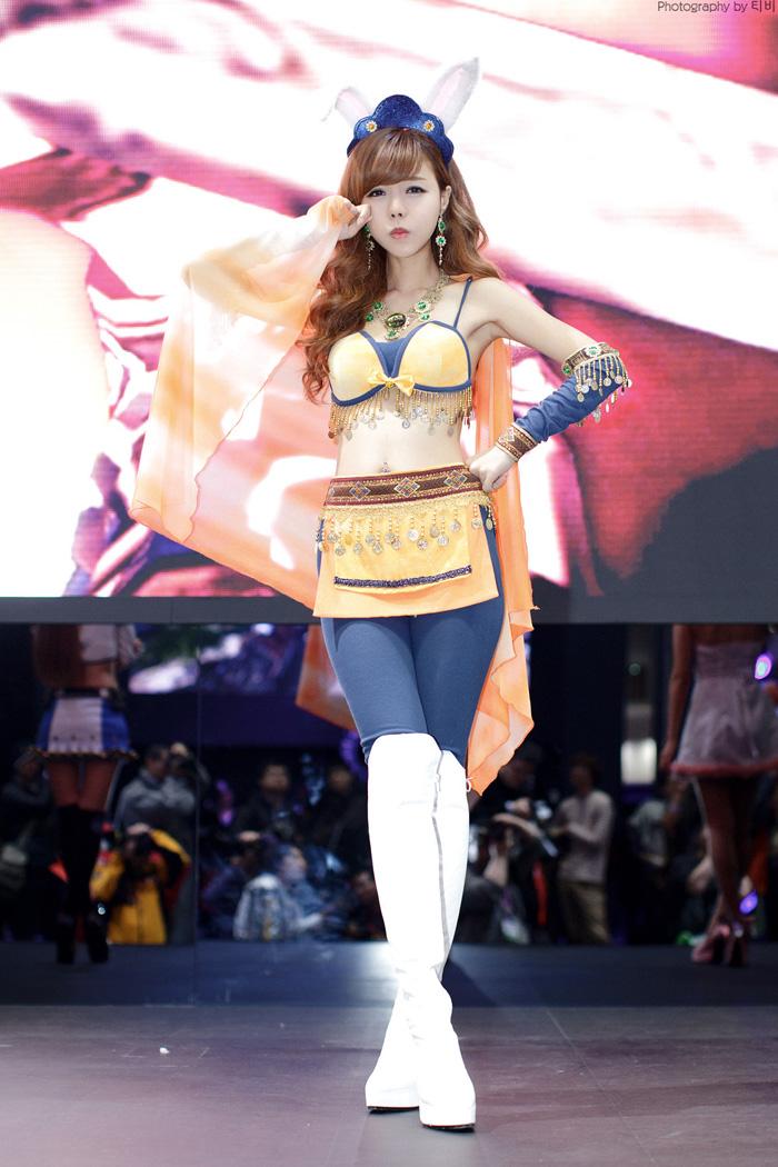 Showgirl G-star 2012: Seo Ji Ah - Ảnh 102
