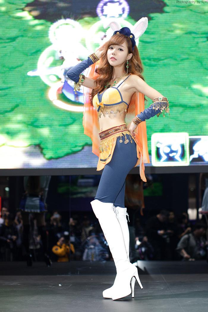 Showgirl G-star 2012: Seo Ji Ah - Ảnh 103