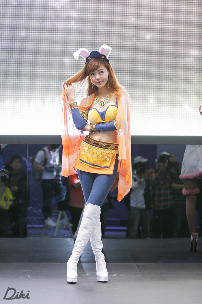 Showgirl G-star 2012: Seo Ji Ah - Ảnh 105