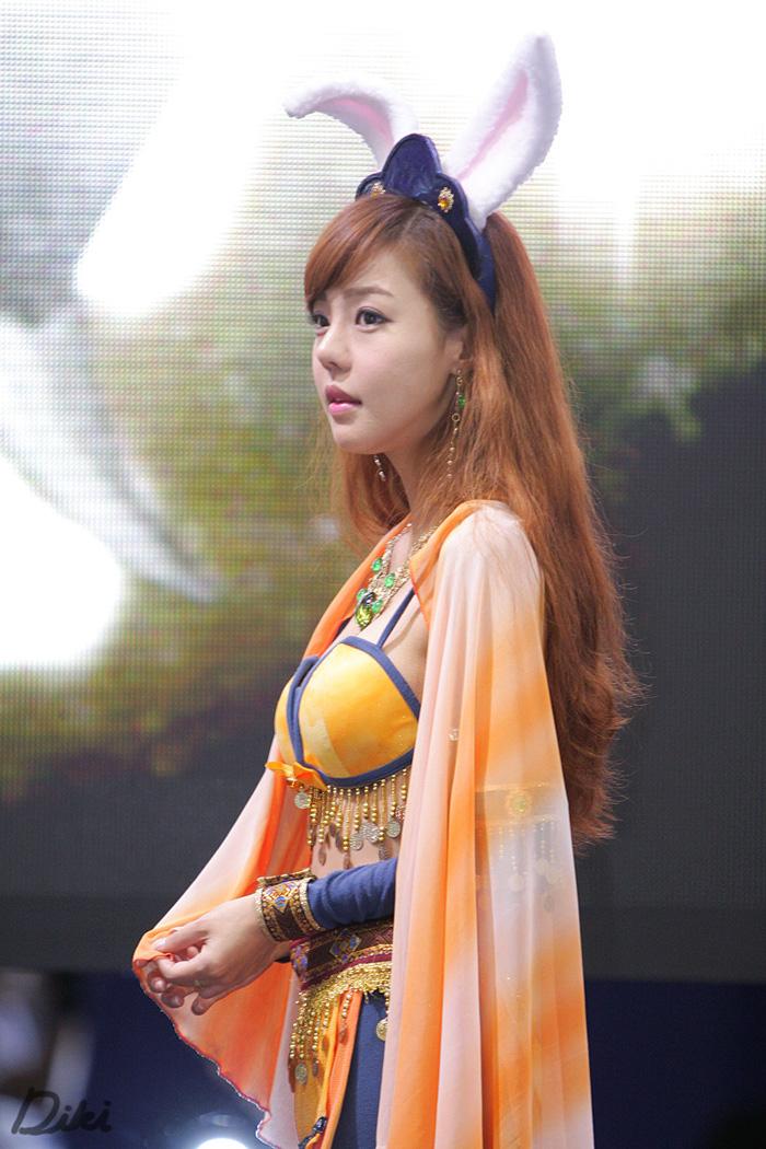 Showgirl G-star 2012: Seo Ji Ah - Ảnh 106