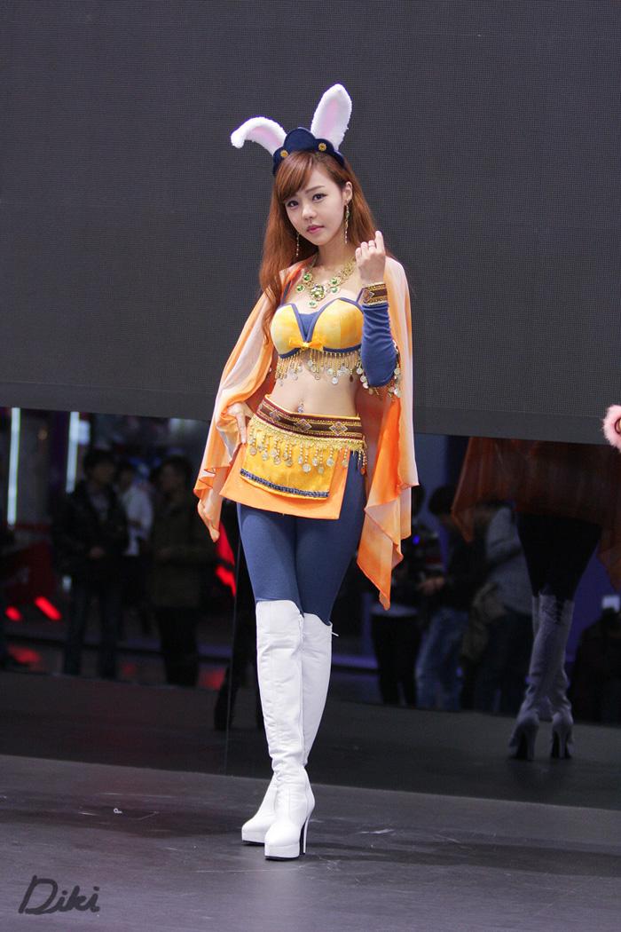 Showgirl G-star 2012: Seo Ji Ah - Ảnh 107