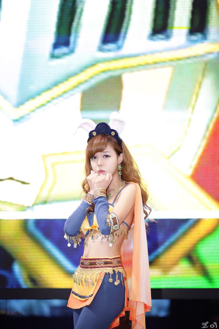 Showgirl G-star 2012: Seo Ji Ah - Ảnh 109