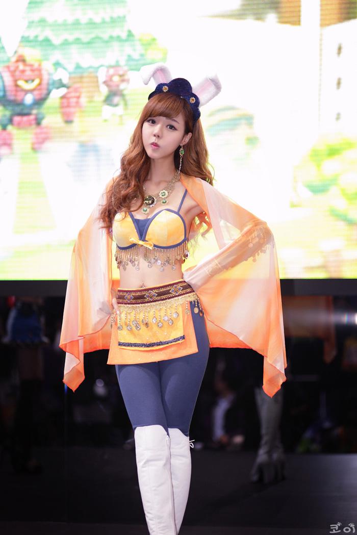 Showgirl G-star 2012: Seo Ji Ah - Ảnh 112