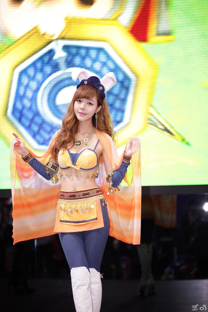 Showgirl G-star 2012: Seo Ji Ah - Ảnh 113