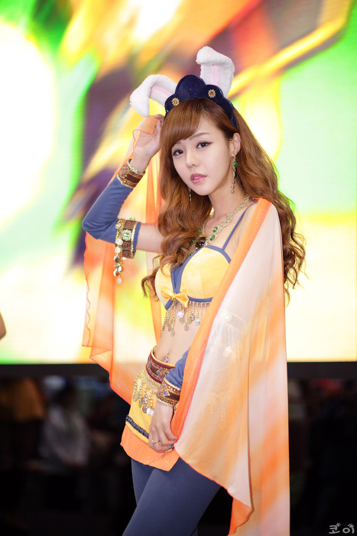 Showgirl G-star 2012: Seo Ji Ah - Ảnh 116