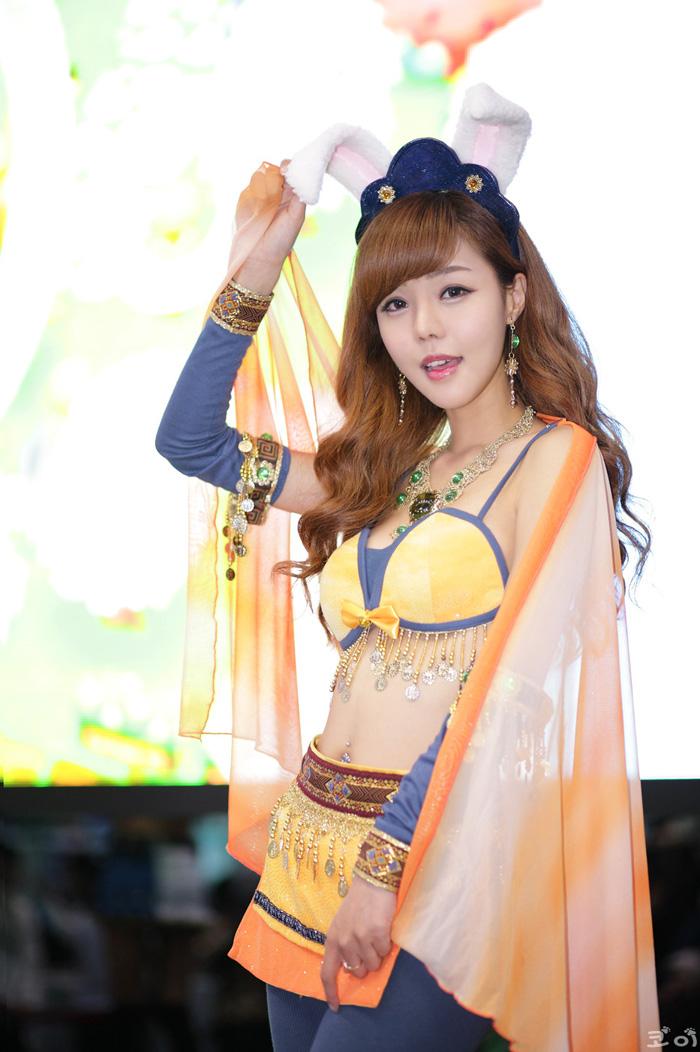 Showgirl G-star 2012: Seo Ji Ah - Ảnh 117