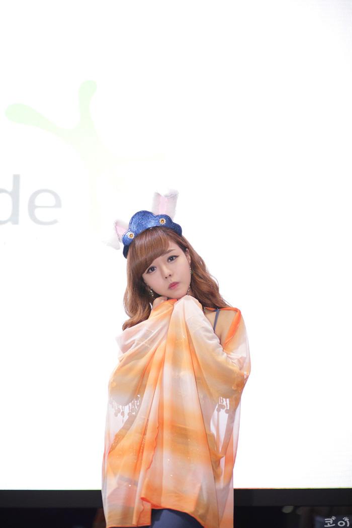 Showgirl G-star 2012: Seo Ji Ah - Ảnh 120