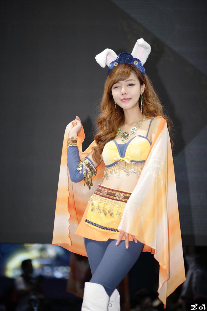 Showgirl G-star 2012: Seo Ji Ah - Ảnh 121