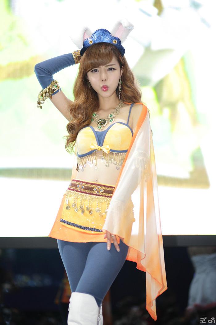 Showgirl G-star 2012: Seo Ji Ah - Ảnh 122