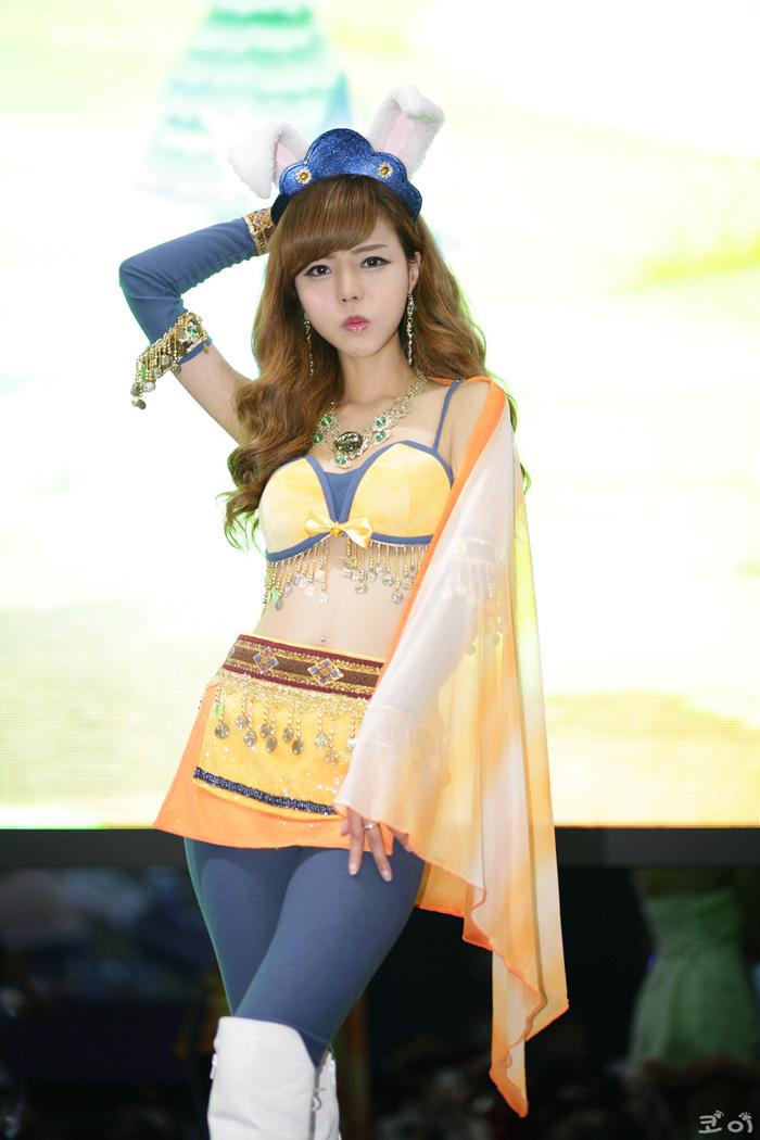Showgirl G-star 2012: Seo Ji Ah - Ảnh 123
