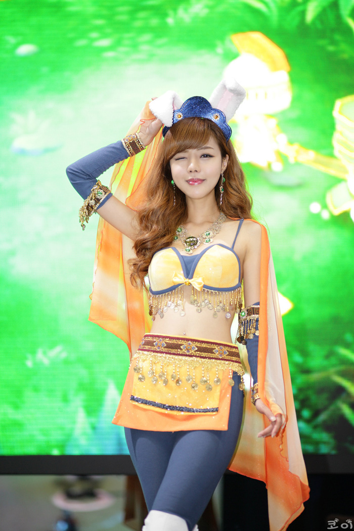 Showgirl G-star 2012: Seo Ji Ah - Ảnh 124