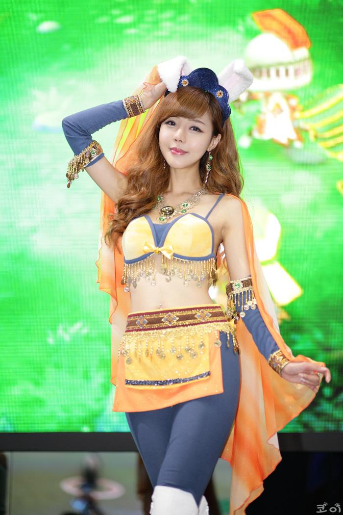 Showgirl G-star 2012: Seo Ji Ah - Ảnh 125