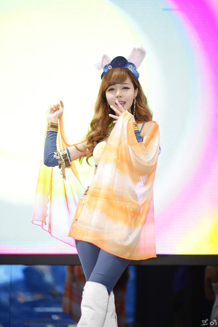 Showgirl G-star 2012: Seo Ji Ah - Ảnh 126