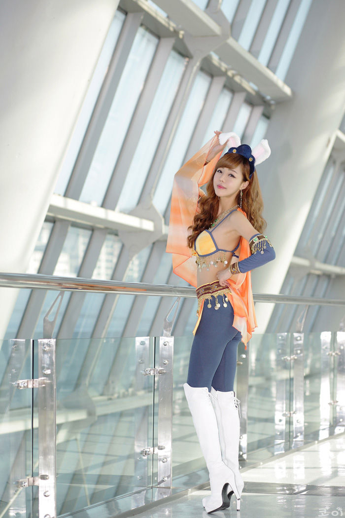 Showgirl G-star 2012: Seo Ji Ah - Ảnh 128