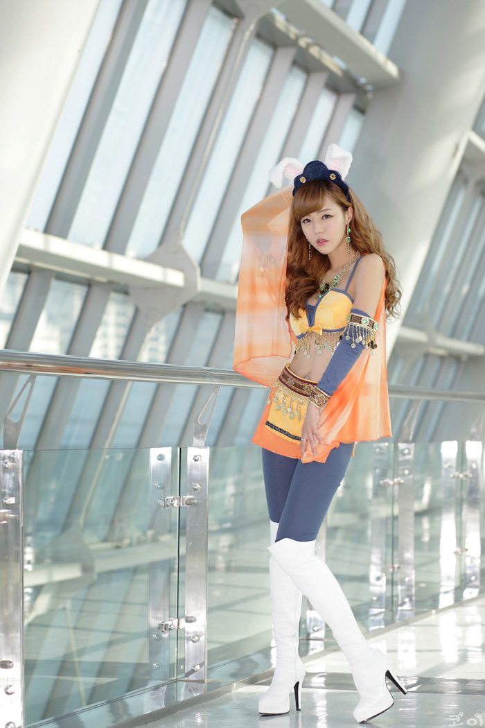 Showgirl G-star 2012: Seo Ji Ah - Ảnh 130
