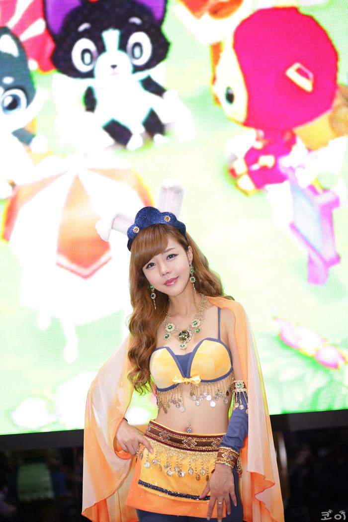 Showgirl G-star 2012: Seo Ji Ah - Ảnh 131