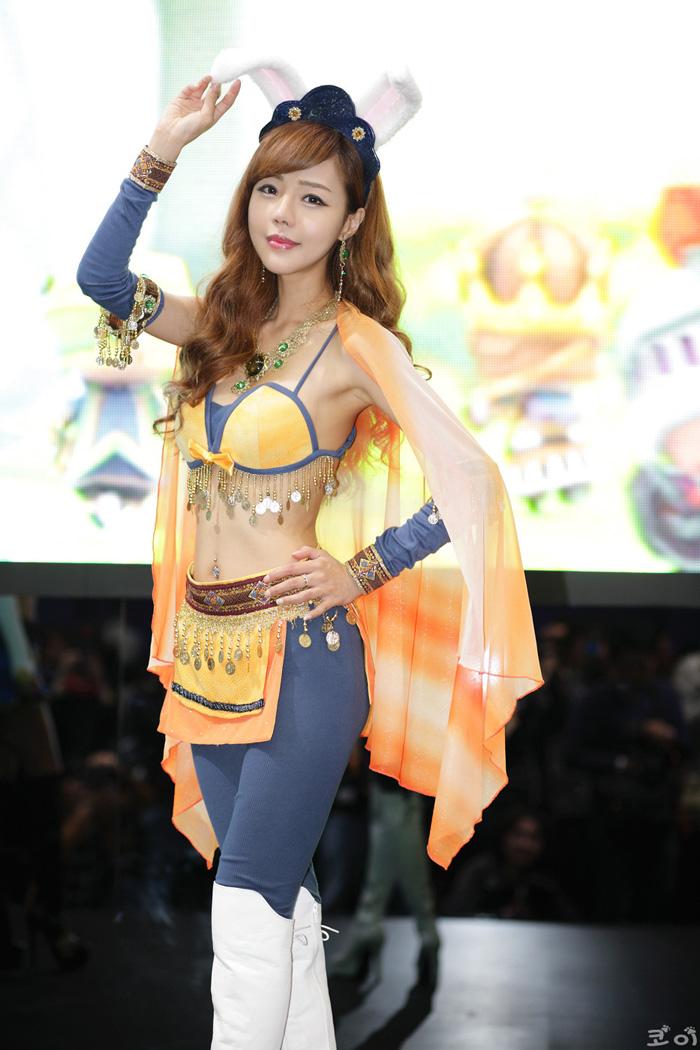 Showgirl G-star 2012: Seo Ji Ah - Ảnh 132