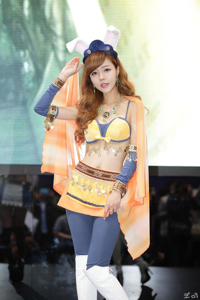 Showgirl G-star 2012: Seo Ji Ah - Ảnh 134