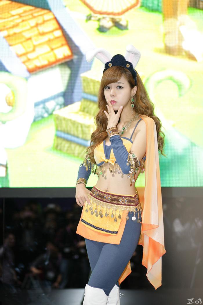 Showgirl G-star 2012: Seo Ji Ah - Ảnh 135