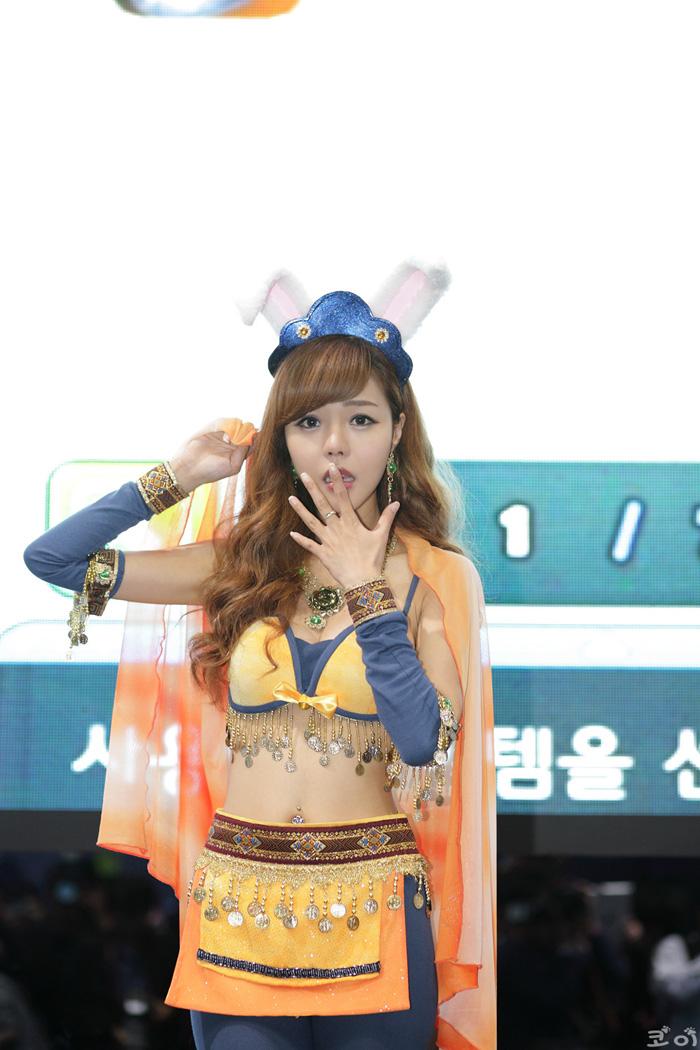 Showgirl G-star 2012: Seo Ji Ah - Ảnh 137