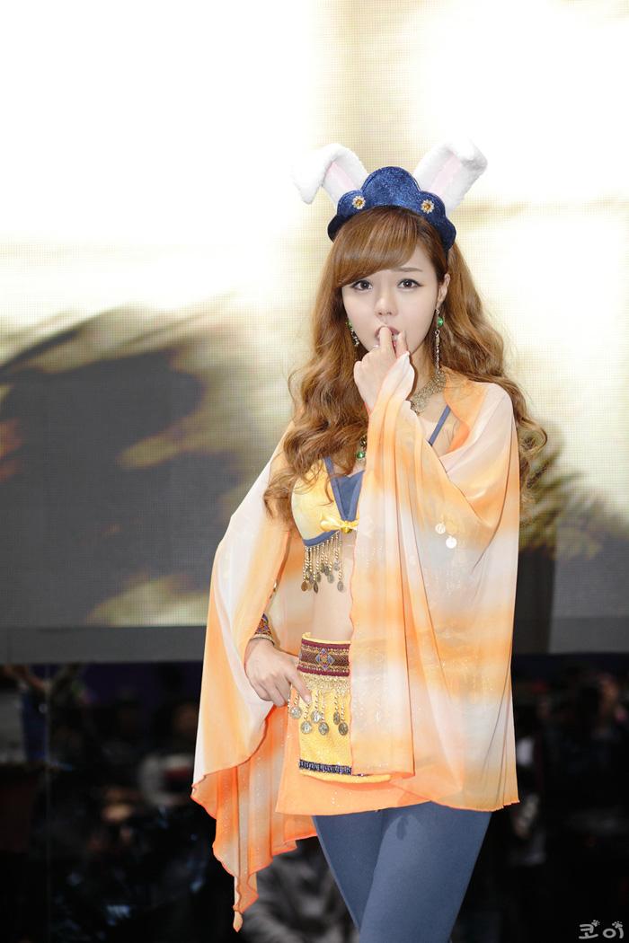 Showgirl G-star 2012: Seo Ji Ah - Ảnh 138