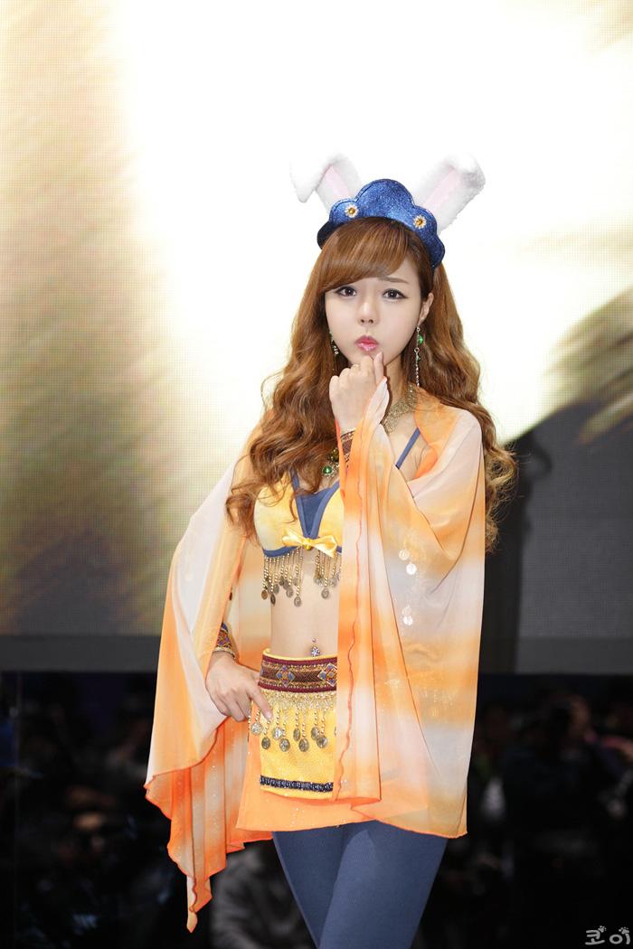 Showgirl G-star 2012: Seo Ji Ah - Ảnh 139
