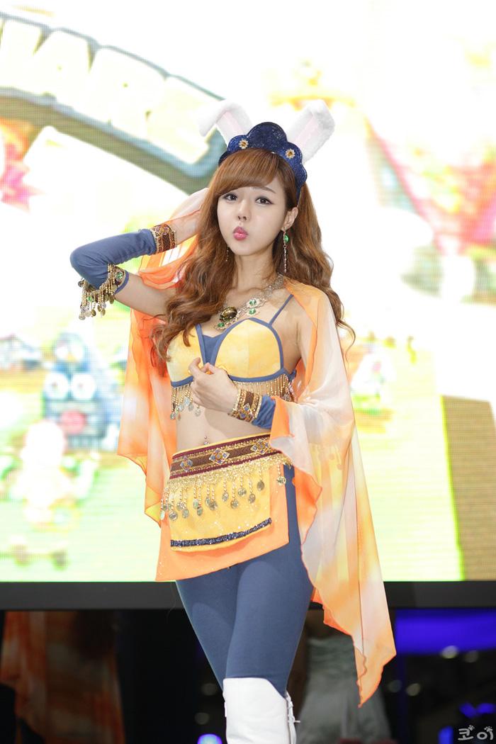 Showgirl G-star 2012: Seo Ji Ah - Ảnh 140