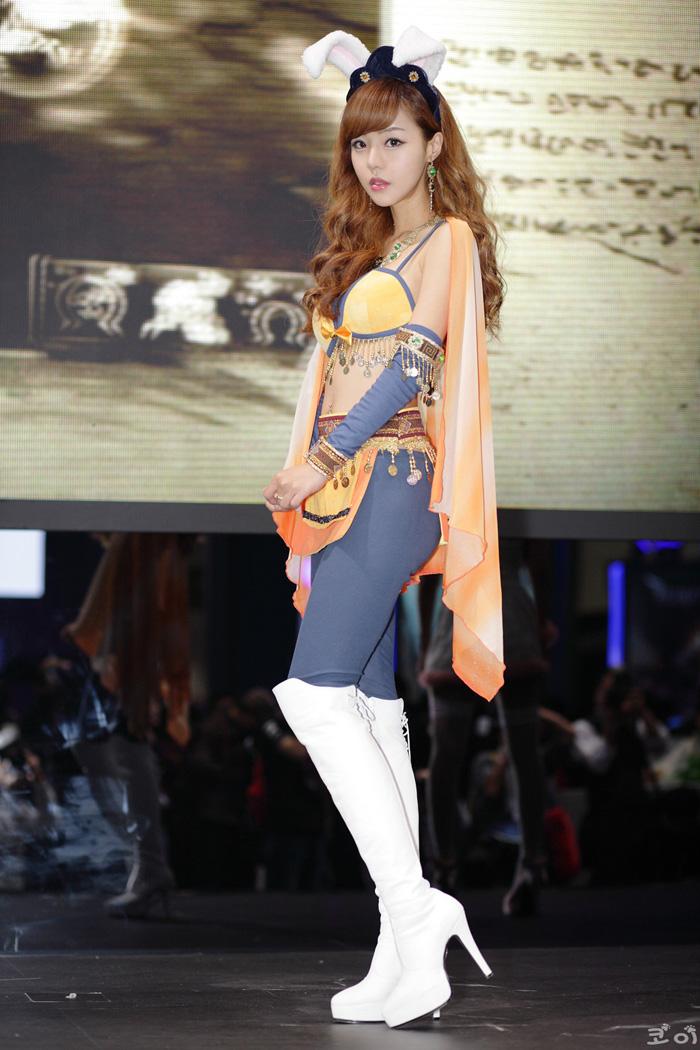 Showgirl G-star 2012: Seo Ji Ah - Ảnh 141