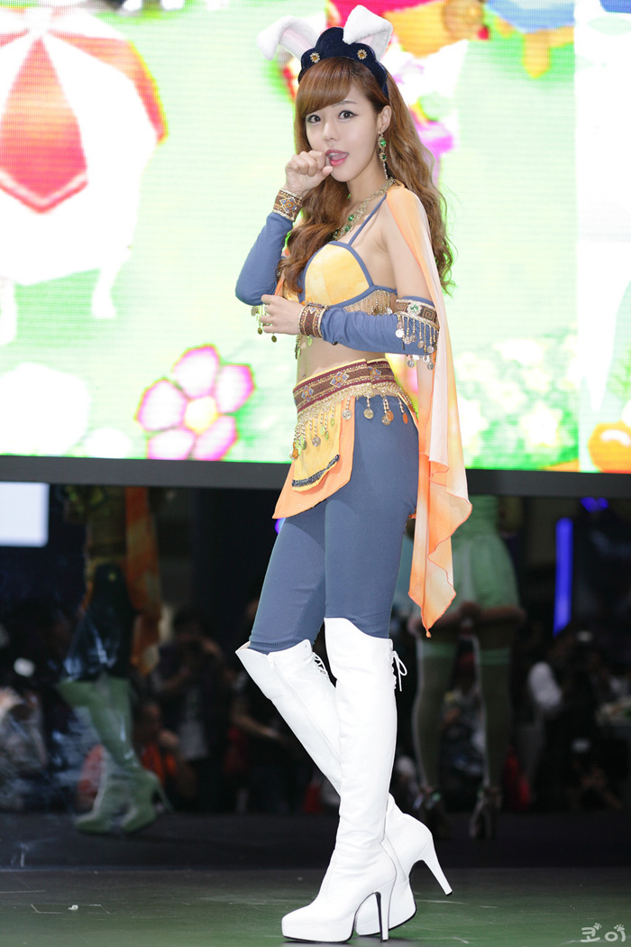 Showgirl G-star 2012: Seo Ji Ah - Ảnh 142