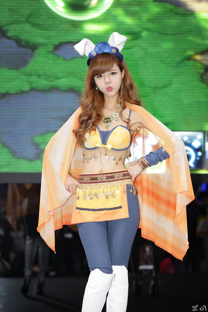 Showgirl G-star 2012: Seo Ji Ah - Ảnh 144