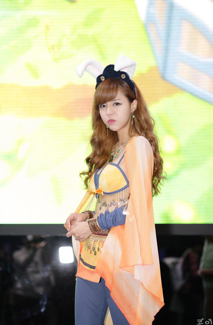 Showgirl G-star 2012: Seo Ji Ah - Ảnh 145