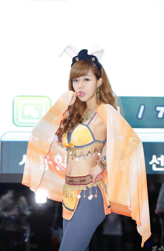 Showgirl G-star 2012: Seo Ji Ah - Ảnh 146