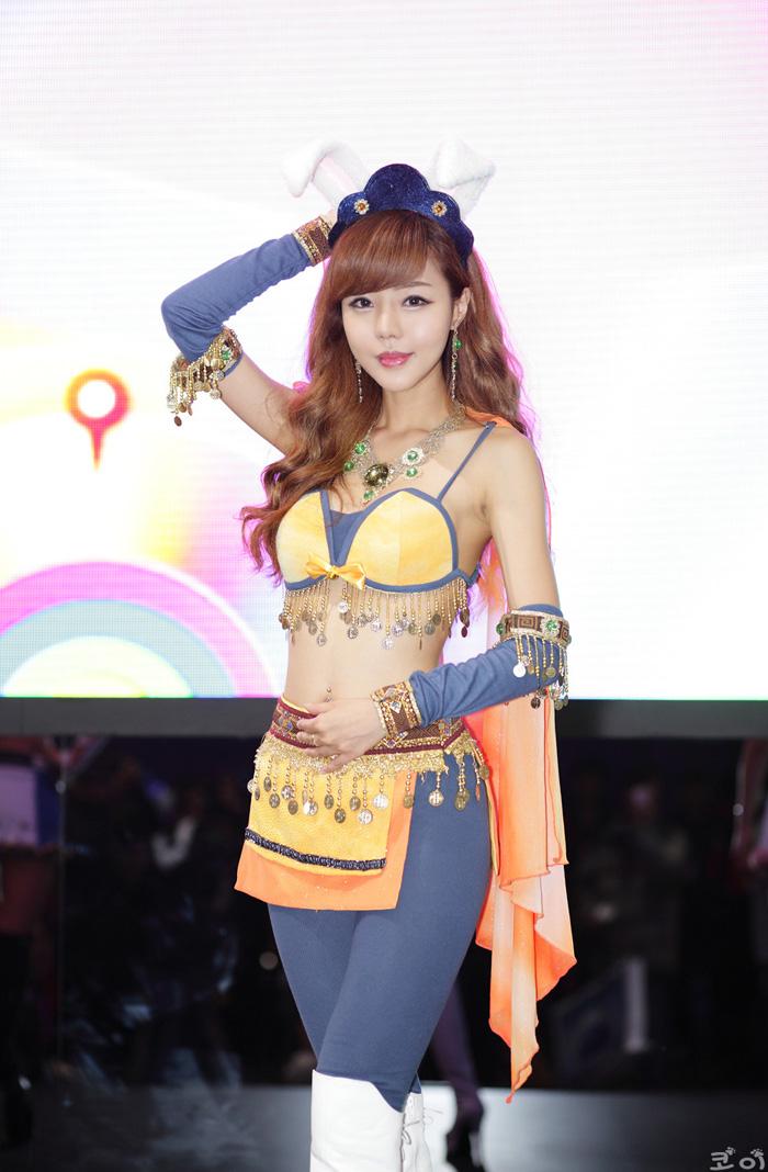 Showgirl G-star 2012: Seo Ji Ah - Ảnh 147
