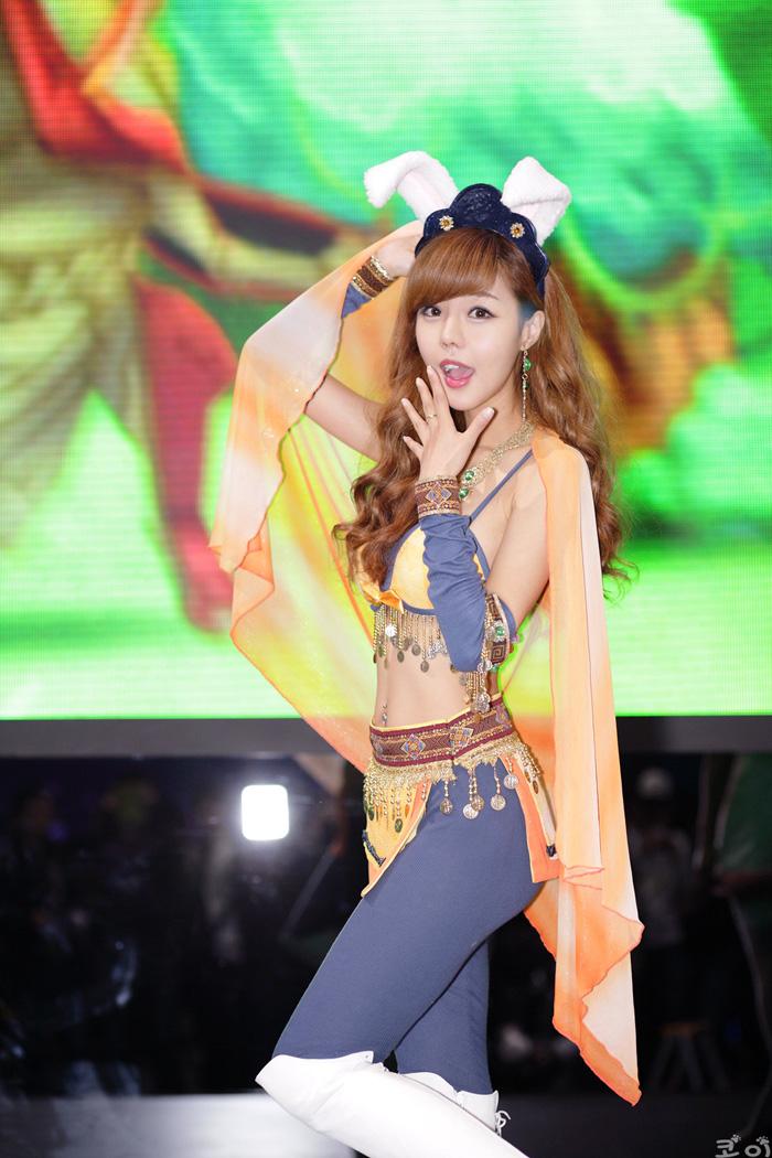 Showgirl G-star 2012: Seo Ji Ah - Ảnh 149