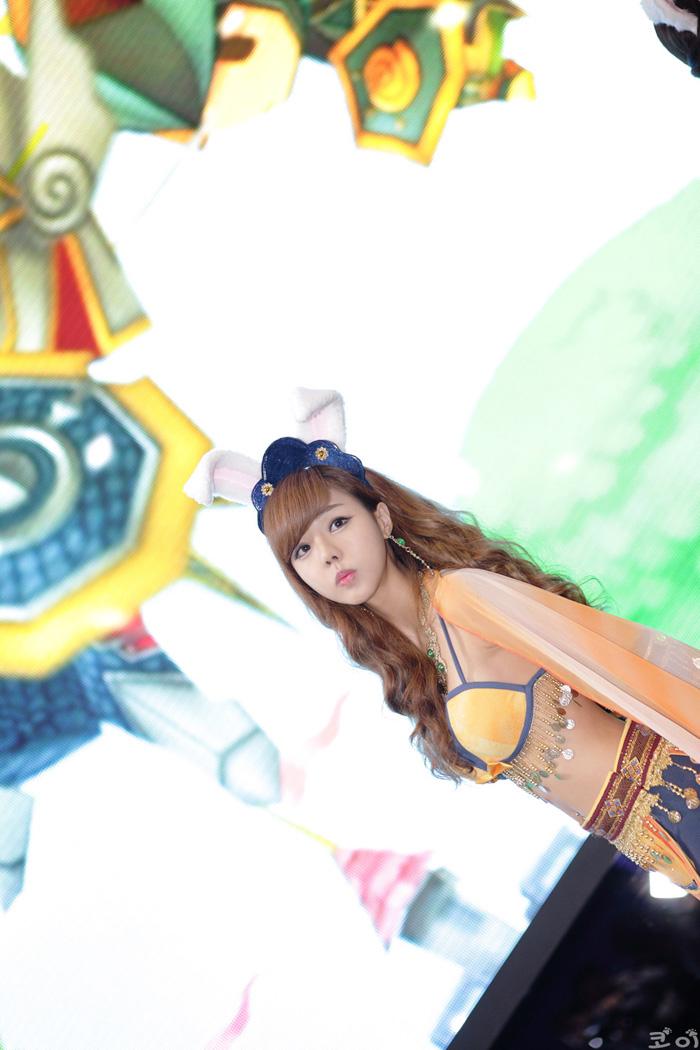 Showgirl G-star 2012: Seo Ji Ah - Ảnh 151