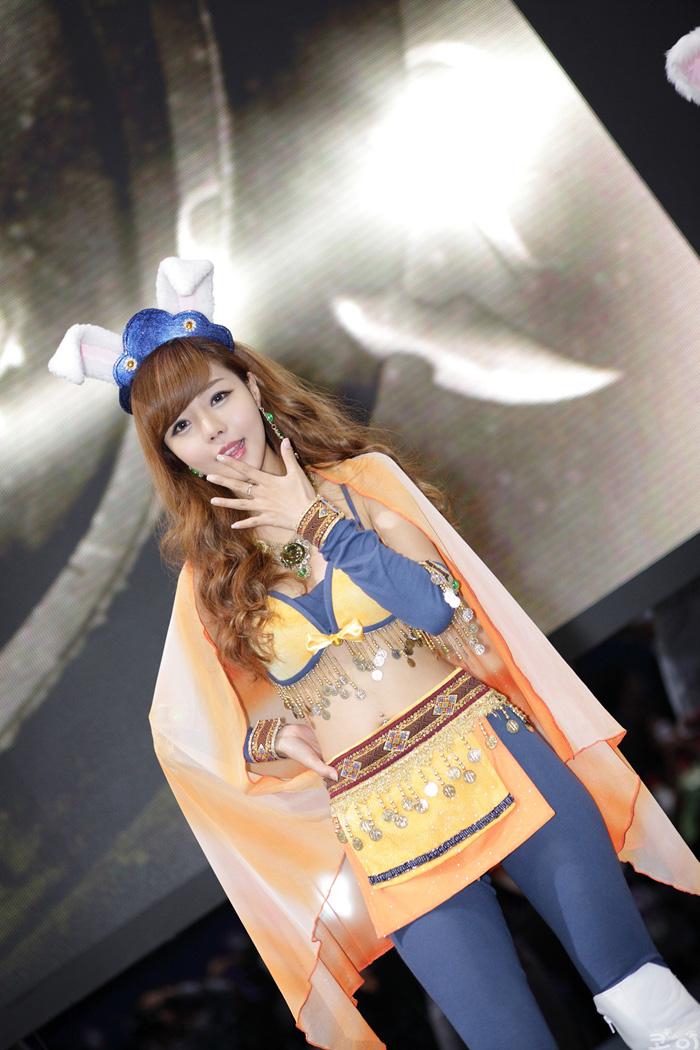 Showgirl G-star 2012: Seo Ji Ah - Ảnh 152