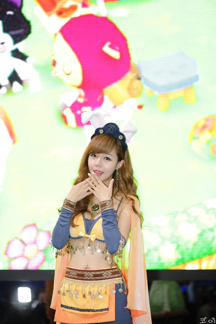 Showgirl G-star 2012: Seo Ji Ah - Ảnh 154